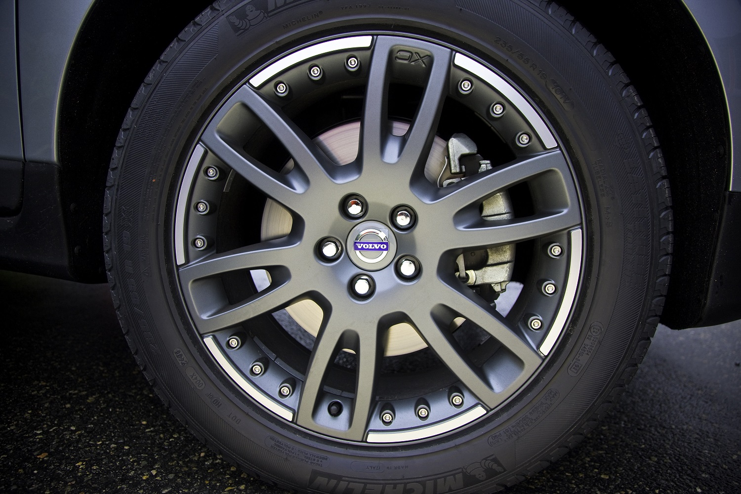"19"" Achilles Diamond-cut Performance Wheels for Volvo XC60"