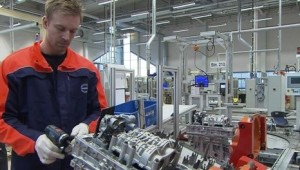 Volvo VEA Engine Assembly